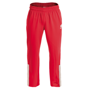 Quebec basket pants red