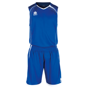 Basket game set Royal-White