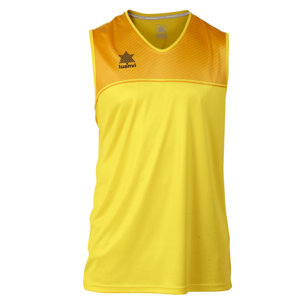 Basket shirt APOLO Yellow