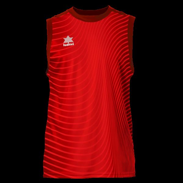 Basket shirt RIO Red
