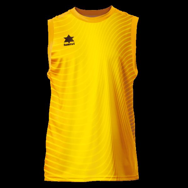 Basket shirt RIO Yellow
