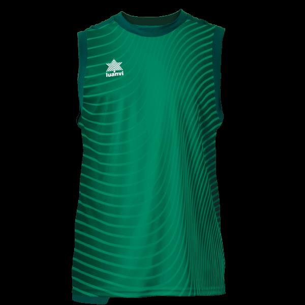 Basket shirt RIO Green