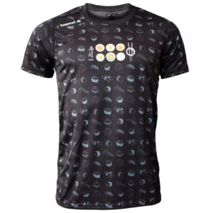 Technical running shirt Sushi
