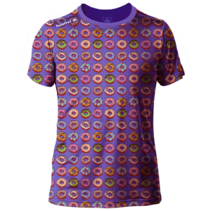 Technical running shirt Donuts