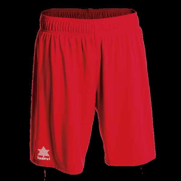 Bermuda Basket Pol Red