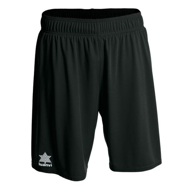 Bermuda Basket Pol Black