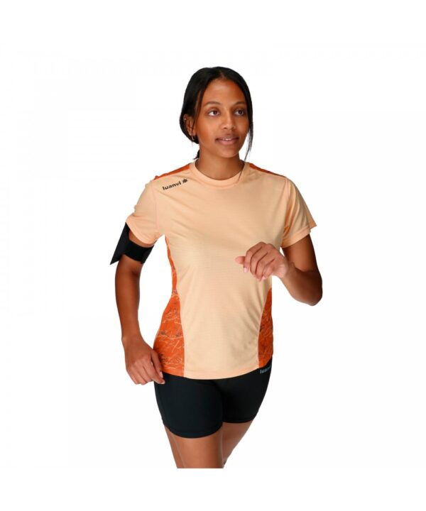 15113 Nocaut Fantasy women's technical shirt 2